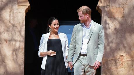 Harry Und Meghan Zur Geburt Lieber Spenden Als Geschenke