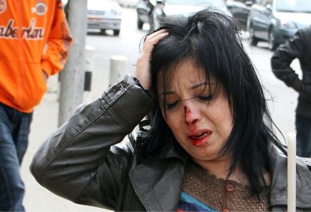 Auf Dem Tahrir Platz Fließt Wieder Blut 33 Tote Tausende Verletzte