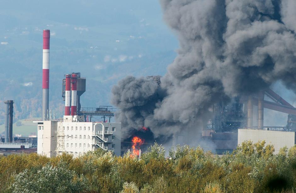 Großbrand Bei Voestalpine In Linz 38 Jähriger Getötet Tiroler