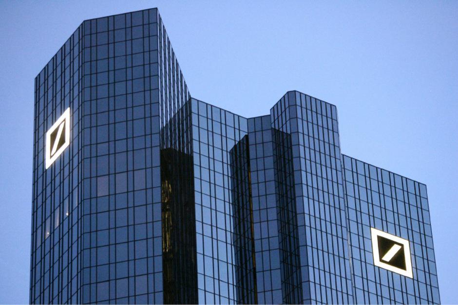 Unter den gesuchten Ex-Managern gehörten vier zur Deutschen Bank.