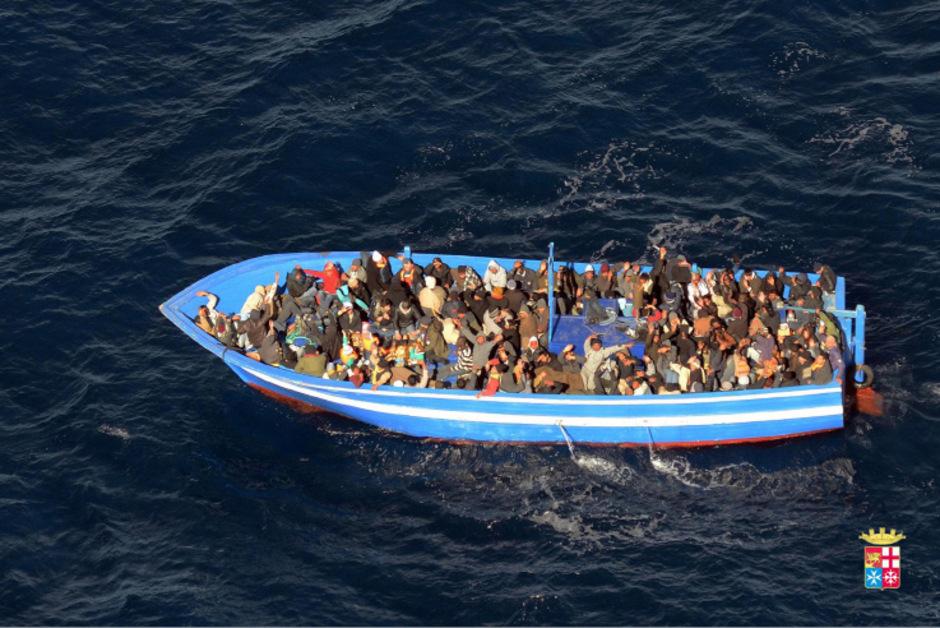 Zehntausende Flüchtlinge versuchen sich jährlich an der gefährlichen  Flucht über den Seeweg. (Archivbild).