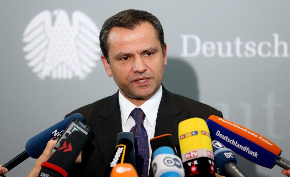 Der frühere SPD-Bundestagsabgeordnete Sebastian Edathy.