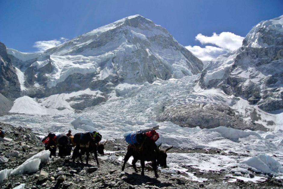 Am 18. April 2014 starben bei einem Lawinenabgang am Mount Everest 16 Bergführer. Ein Jahr später wurden nach einem schweren Erdbeben 18 Menschen unter einer Lawine begraben.