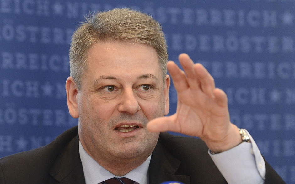 Landwirtschaftsminister Andrä Rupprechter (ÖVP).