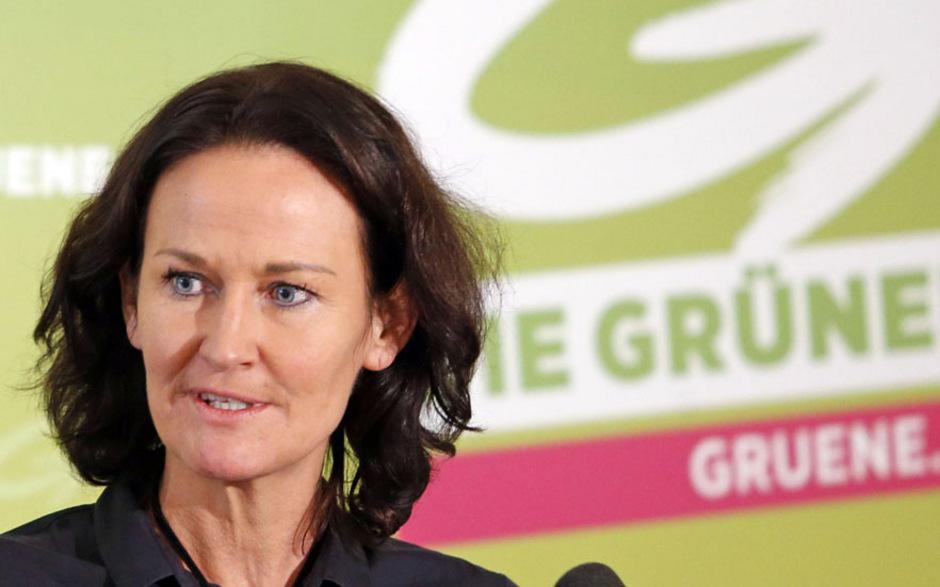 Grünen-Klubchefin Eva Glawischnig.