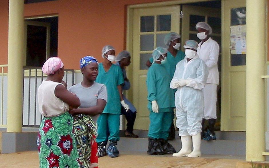 Die Ebola-Epidemie in Westafrika gerät außer Kontrolle.
