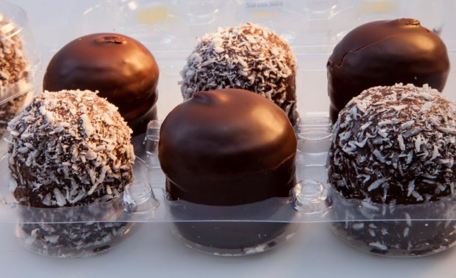 Die Schwedenbombe wird zur Fairtrade-Süßigkeit.