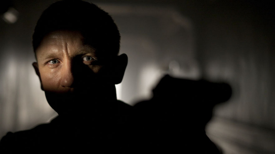 """Nach dem Welterfolg """"Skyfall"""" (2012) stehte Daniel Craig auch in """"Spectre """" wieder als James Bonds vor der Kamera."""