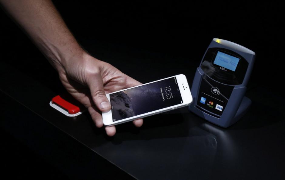 """Seit Oktober gibt es """"Apple Pay"""" in den USA."""