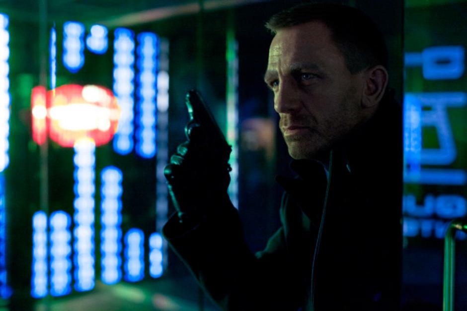 Daniel Craig steht bald zum vierten Mal als 007 vor der Kamera.