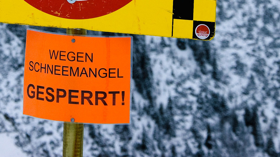 Warmes November Wetter Lässt Tirols Skiorte Kalt Tiroler