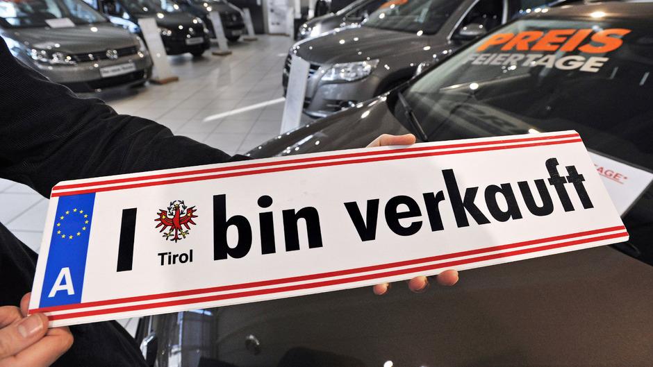 Bei Autoverkauf Ins Ausland Kriegen Private Nova Zurück Tiroler