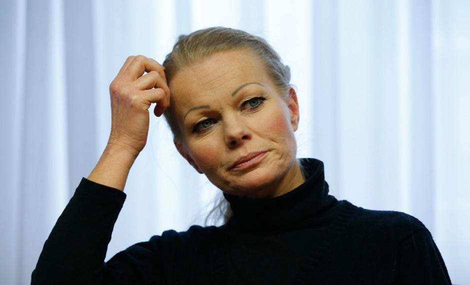 """Die ehemalige """"Pegida""""-Frontfrau Kathrin Oertel."""