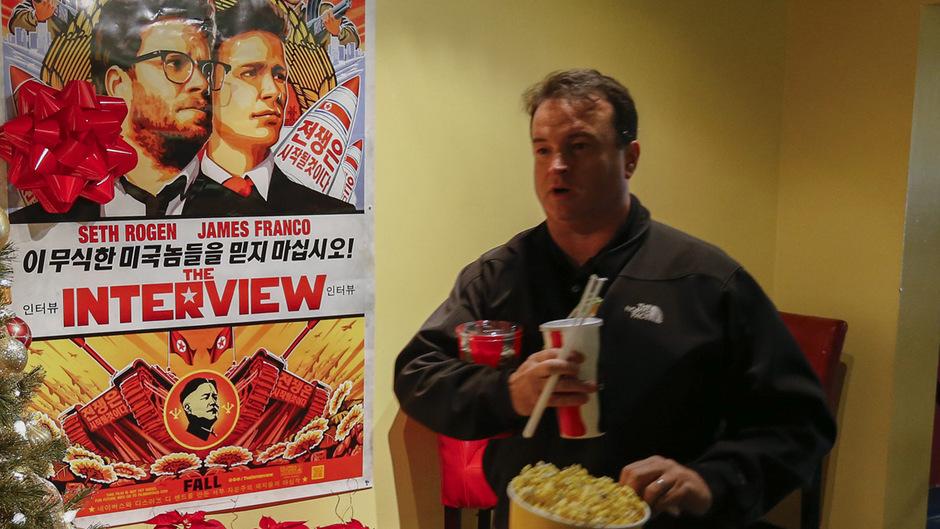 """The Interview"""": Einer von vielen Filmen unter politischem Druck ..."""