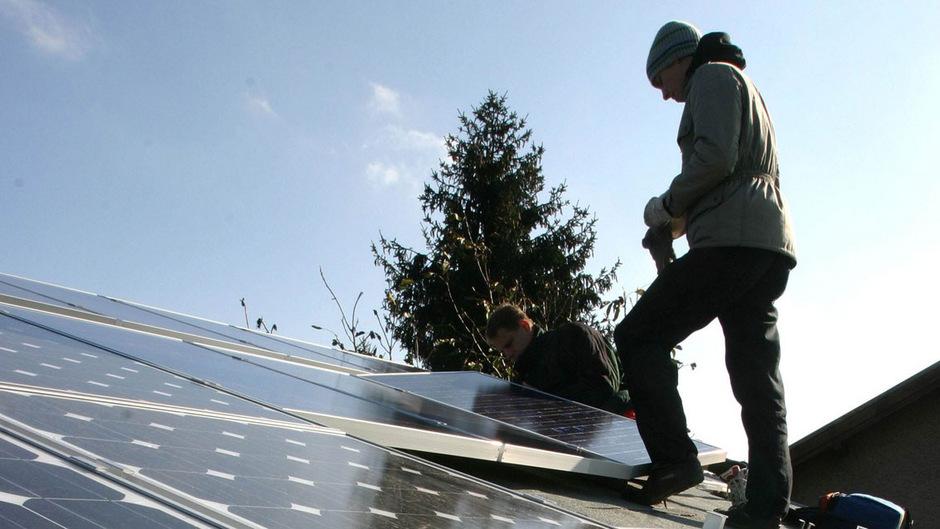 Photovoltaik-Anlagen werden nicht mehr so stark gefördert wie noch vor einigen Jahren.