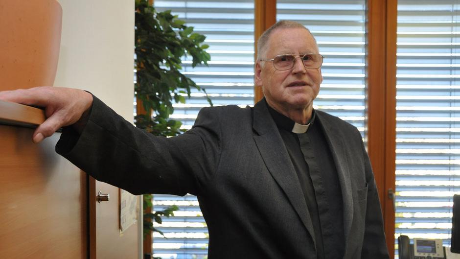 Pfarrer Rupert Bader