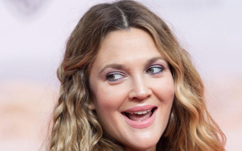 Drew Barrymore feiert ihren 40. Geburtstag.