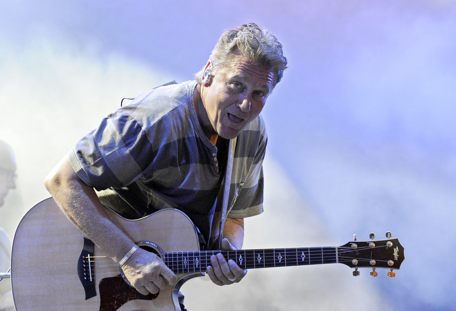 Rainhard Fendrich ist als Musiker immer noch in seinem Element.