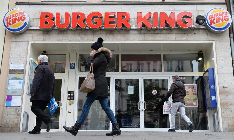 Burger King Will Filialen In österreich Bis 2020 Verdoppeln