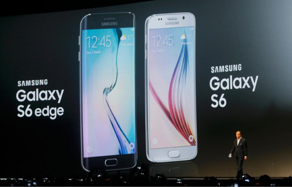 Samsung präsentiert zwei neue Top-Smartphones