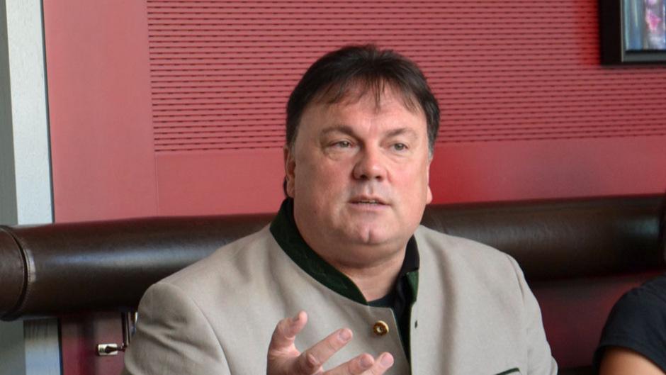 Der Matreier Bürgermeister Andreas Köll.