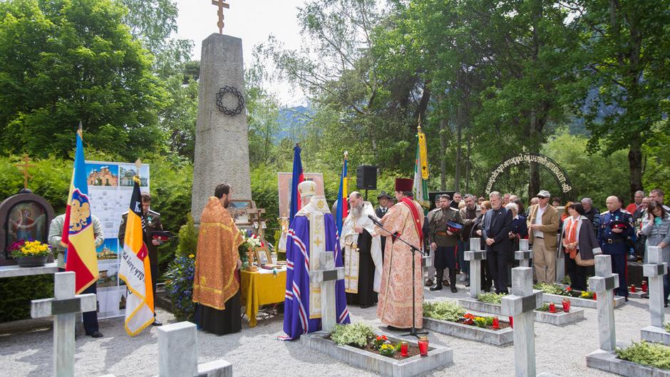 Jedes Jahr wird am 1. Juni am Friedhof im Lienzer Ortsteil Peggetz den Opfern der Kosakentragödie gedacht.