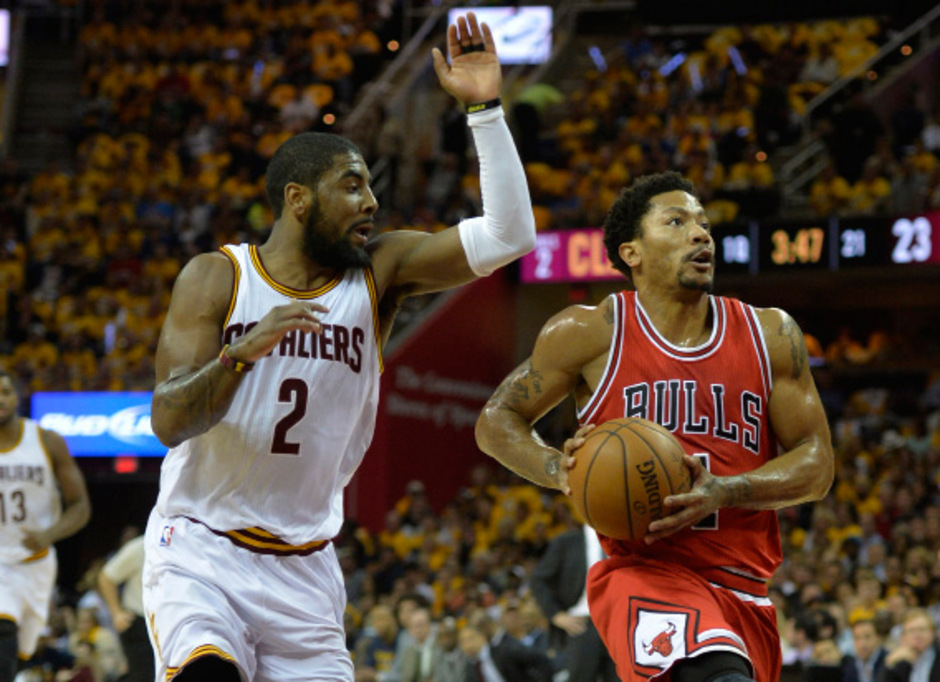 Überragend: Bulls-Superstar Rose.