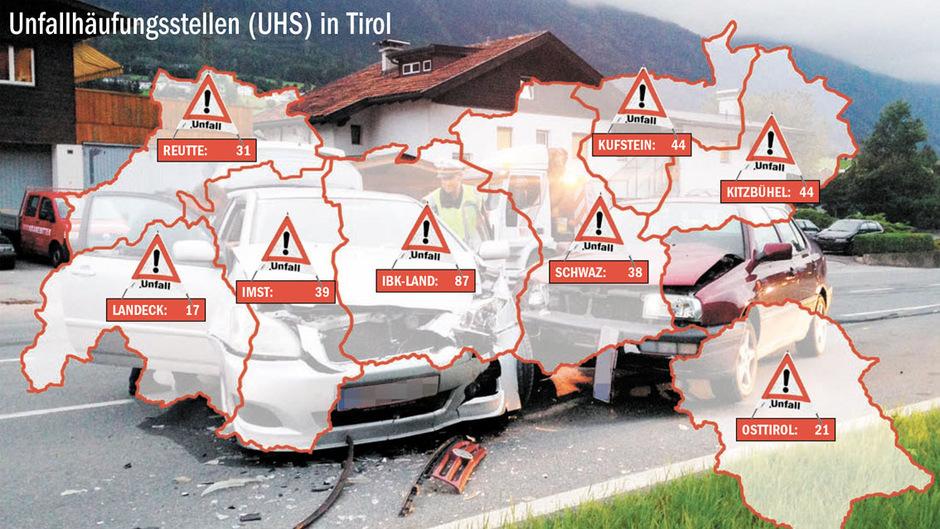 Quelle: Land Tirol, Daten 2010–2012.