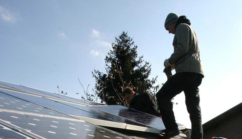 Südtirol hat Tirol in Sachen Solarenergie abgehängt. Sonne gäbe es dies- und jenseits des Brenners genug, um den Bedarf zu decken.