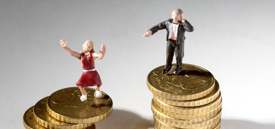 Die Einkommensunterschiede zwischen Männern und Frauen sind in Österreich weiter ein Problem.