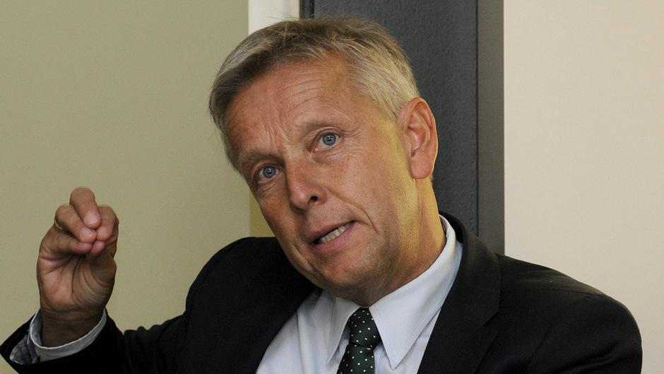 ÖVP-Klubobmann Reinhold Lopatka.