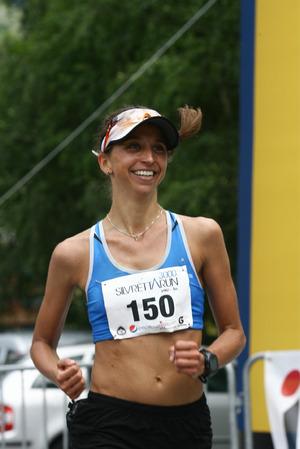 Katharina Zipser war die schnellste Frau.