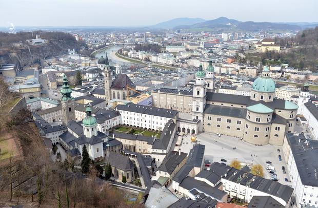 Historisches Zentrum von Salzburg (1996)