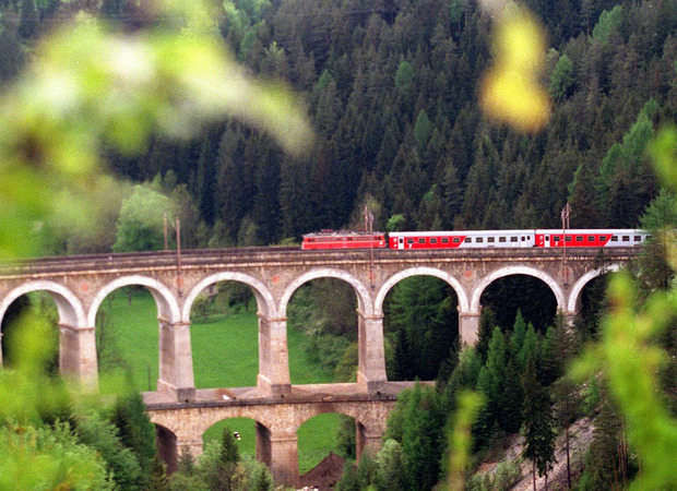 Semmeringeisenbahn (1998)