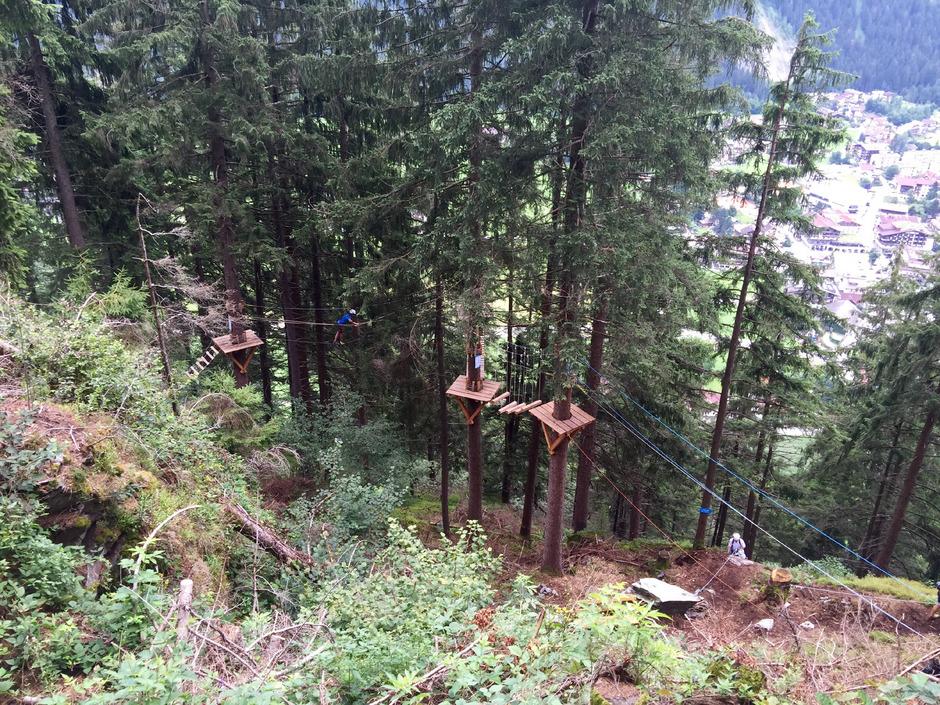 Klettersteig Mayrhofen : Strahlende kinderaugen beim neuen klettersteig tiroler