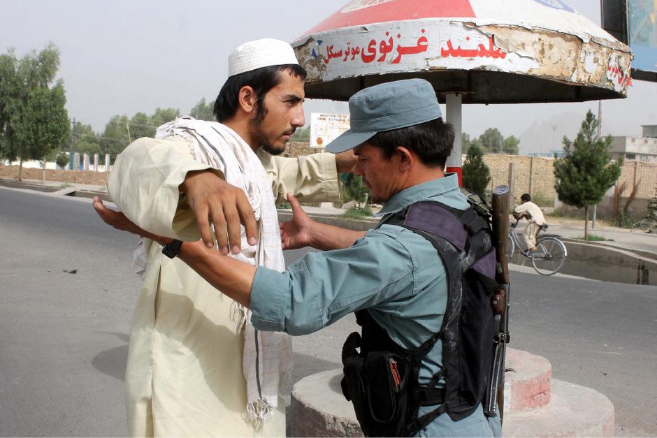 Die Sicherheitsvorkehrungen in Afghanistan wurden nach dem mutmaßlichen Tod von Mullah Omar verschärft.