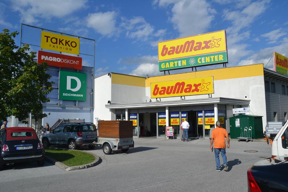 Baumax Standort Kufstein Vor Aus Tiroler Tageszeitung Online