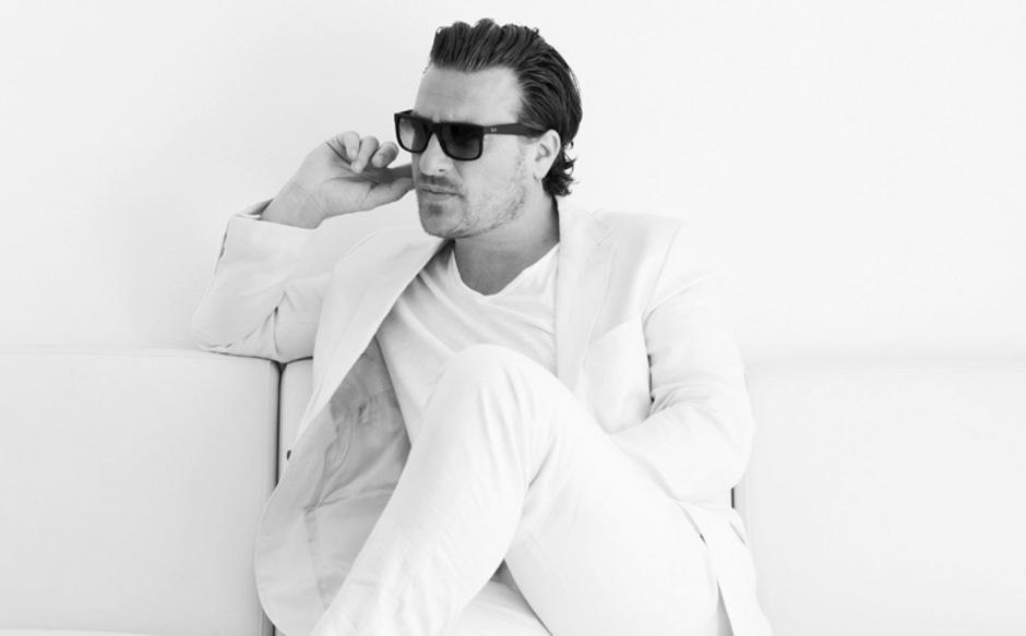 """DJ und Produzent Marcus Füreder hat mit seiner """"Parov Stelar Band"""" Hunderte Live-Konzerte gespielt. Jetzt war er auch in Innsbruck zu Gast."""