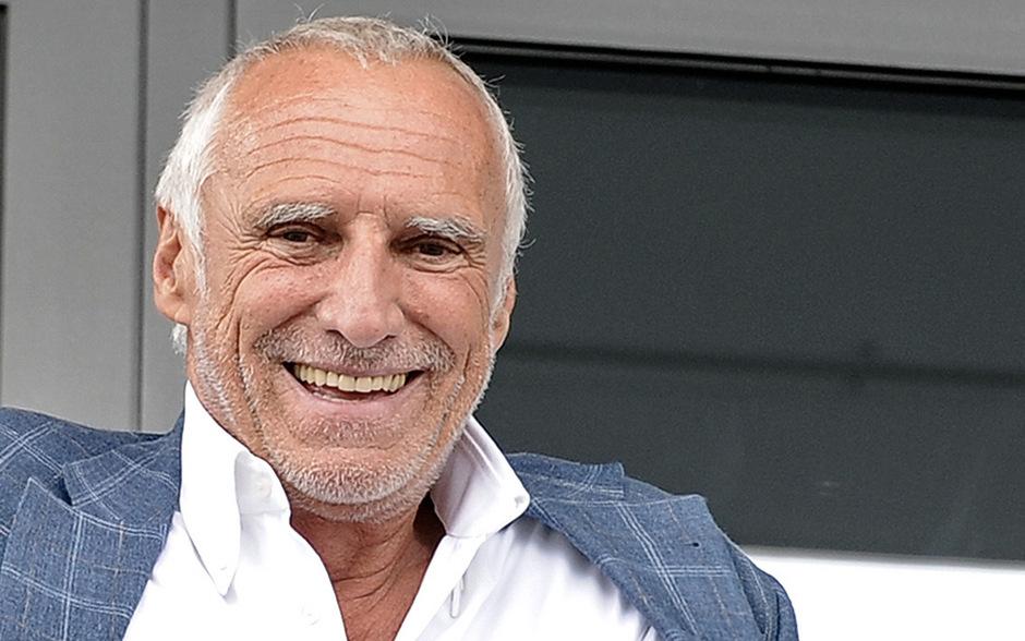 Red-Bull-Gründer und ServusTV-Eigentümer Dietrich Mateschitz.