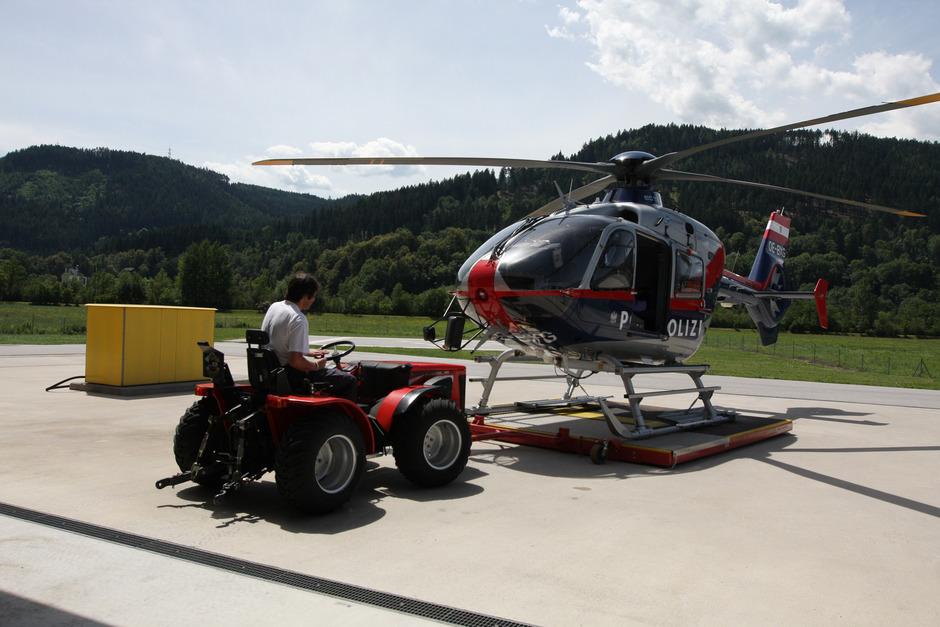 Tirol kauft einen Polizei-Heli an.