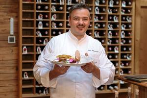 Josef Mühlmann (34) ist seit 2003 Küchenchef.