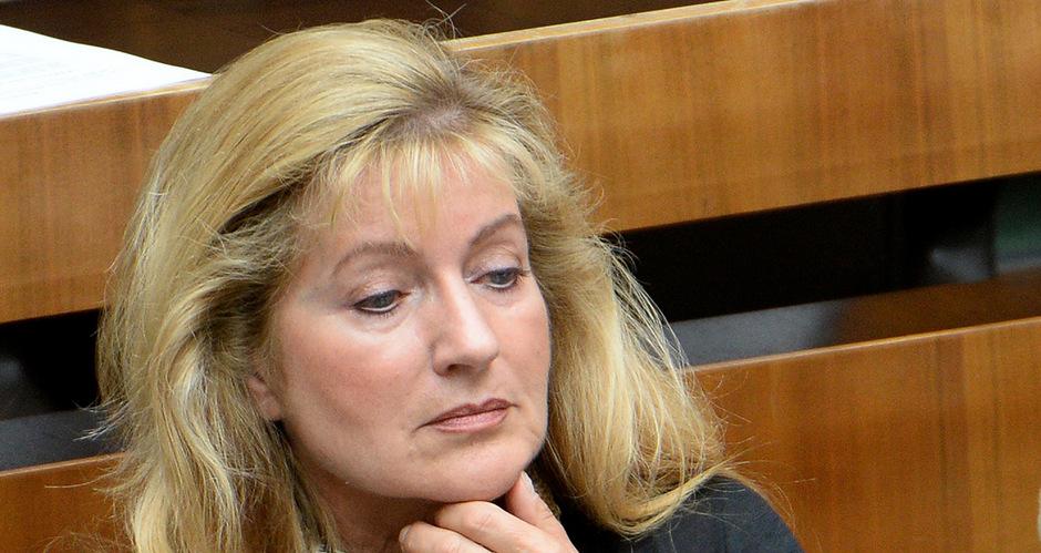 Susanne Winter sorgt mit ihren Aussagen nicht zum ersten Mal für Empörung.