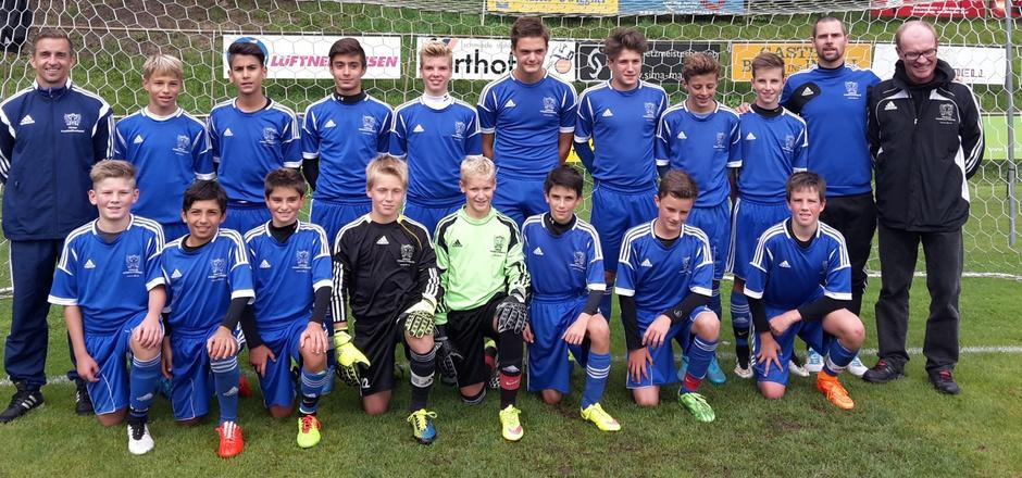 Der Tiroler Fußball-Jahrgang 2002 überzeugt mit Motivation und guten Ergebnissen.