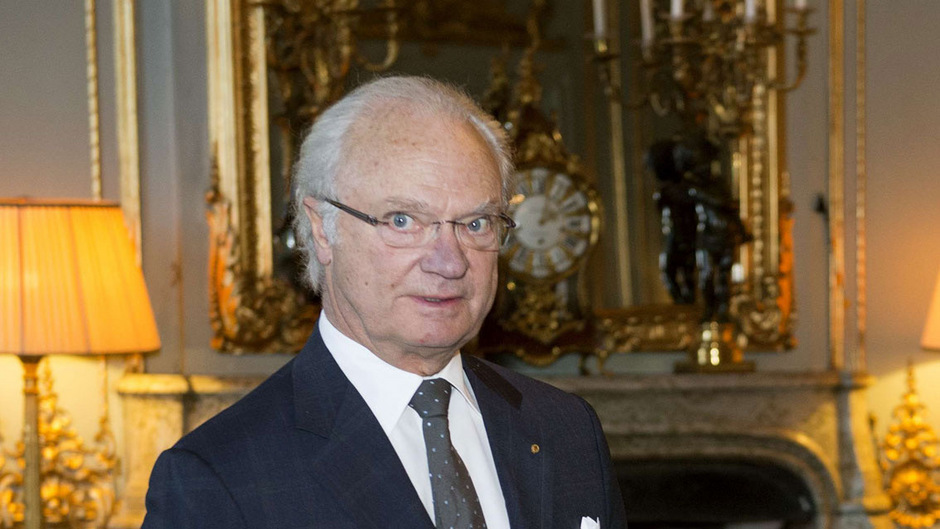 Schwedens König Carl XVI. Gustaf.