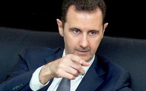 Bashar al-Assad, syrischer Präsident.