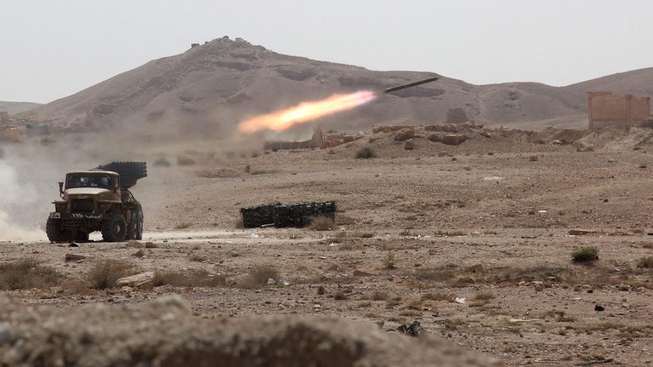 In Syrien tobt Krieg.
