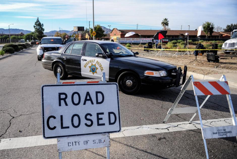 14 Menschen starben am 3. Dezember durch die Schüsse in einem Sozialzentrum in San Bernadino.