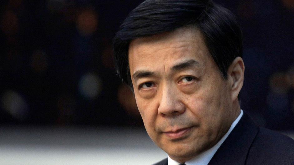 Milliardär Bo Xilai.