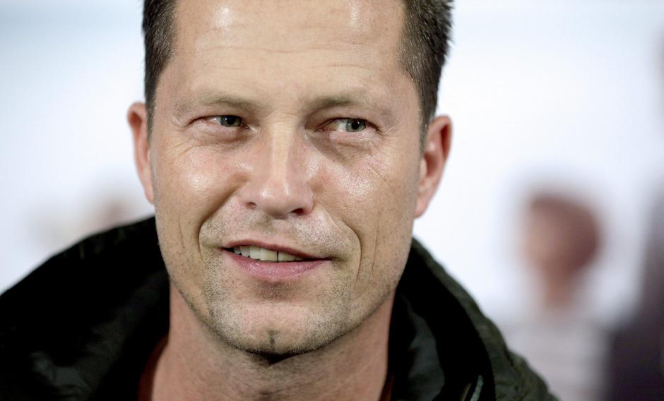 Schauspieler Til Schweiger ist wieder verliebt.