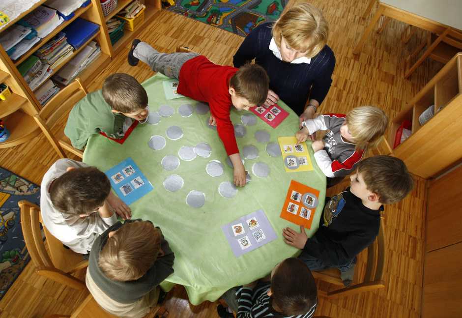 Im Wörgler Budget 2016 ist Geld für den Ausbau der Kindergartenbetreuung eingeplant.